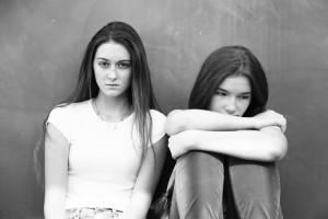 Karsen Liotta and Annalise Basso - Jenna and Marlena photo by Austin Ellis