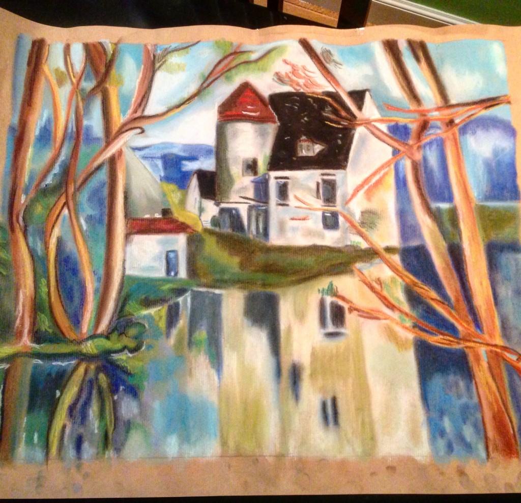 vlamick impressionism
